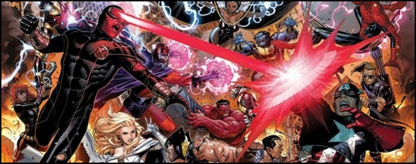 Teaser AVENGERS vs X-MEN