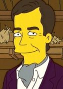 Robert Wagner  'The Simpsons' (2005)