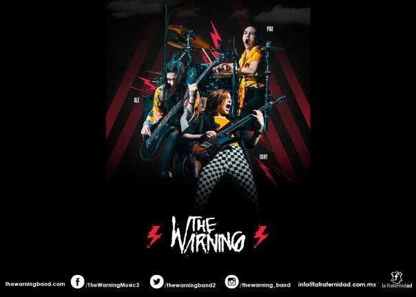 ecard The Warning2 2018