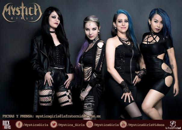ecard mystica girls 2019